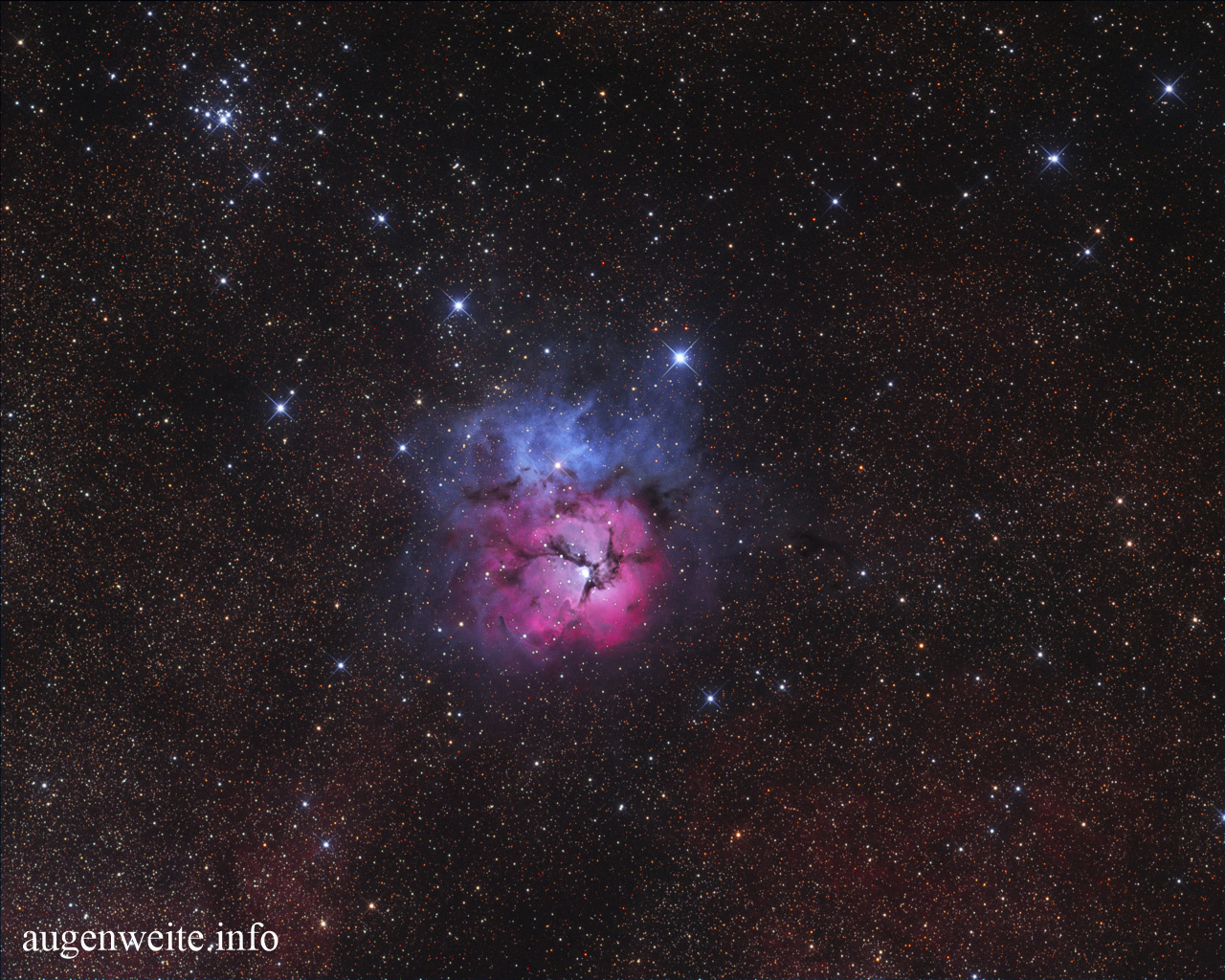 M20 Galaxie