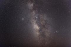 Zentrum, Jupiter und Saturn - Kreta